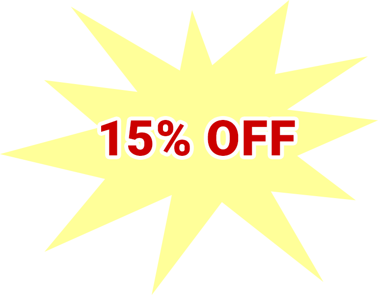 15% OFF Winter Landscaping Service Specials