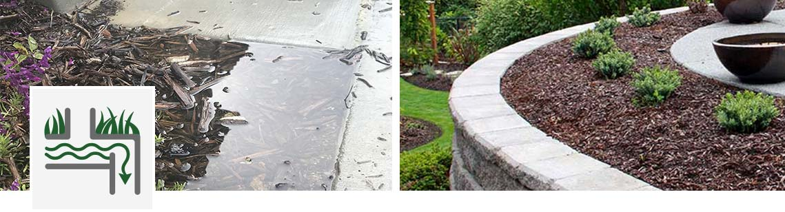 Landscape Drainage and Retaining Walls Services - Specials