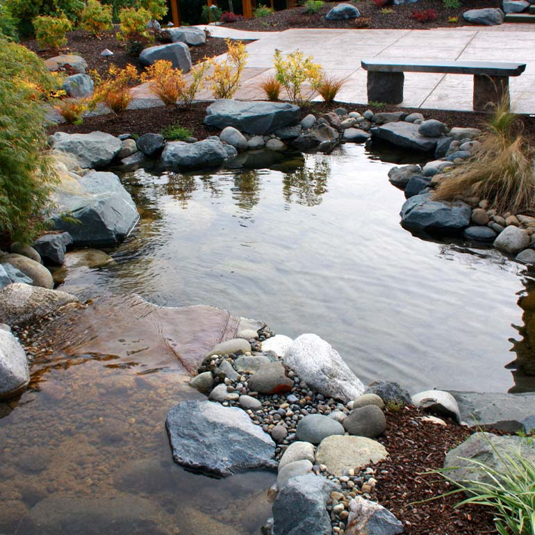 Auburn Landscaping Design by Olympic Landscape LLC