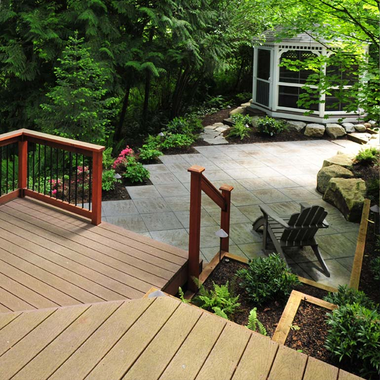 Olympic Landscape LLC - serving Tacoma, WA and all of Puget Sound