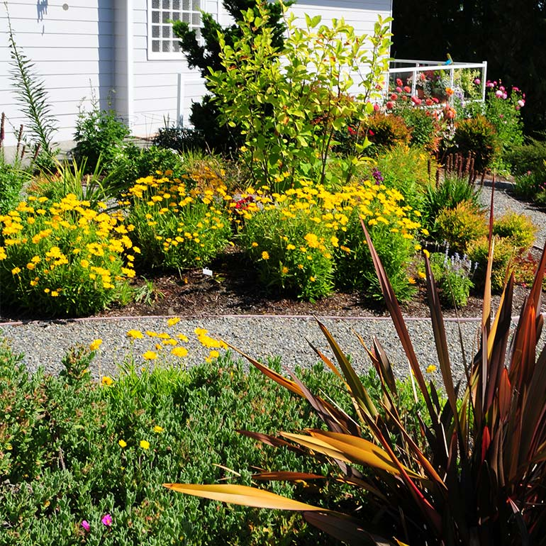 Burien, Des Moines, and Normandy Park, WA Landscaping Design by Olympic Landscape LLC