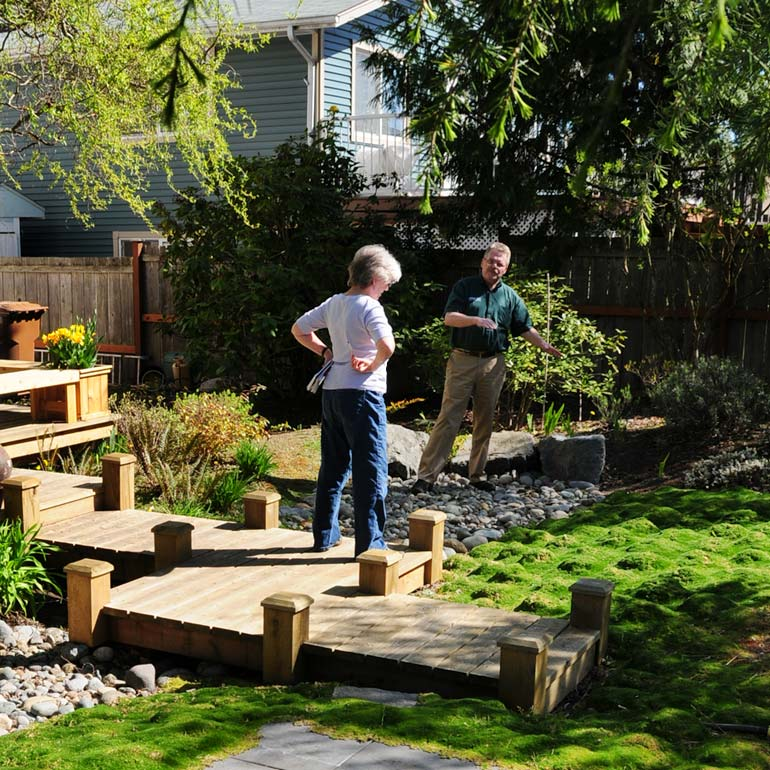 Landscape Design and Construction Specials from Olympic Landscape in Puyallup, WA - Free Site Visit