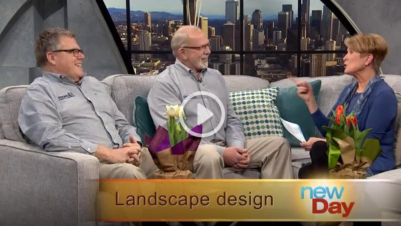 Olympic Landscape as featured on New Day
