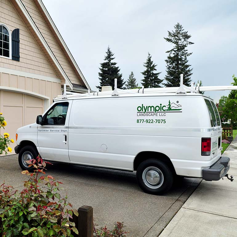 Landscape Planning, Construction, Service & Maintenance - Olympic Landscape LLC, Puget Sound