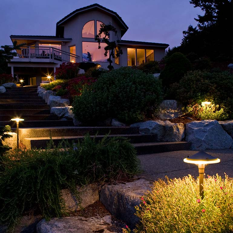 Puget Sound S Total Outdoor Lighting Solution Olympic