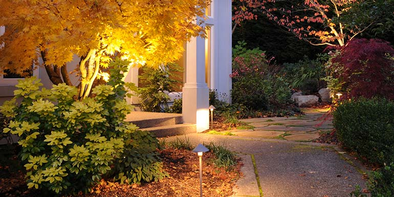 Outdoor Lighting Design and Service