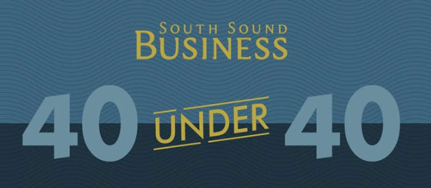 South Sound Business - 40 Under 40