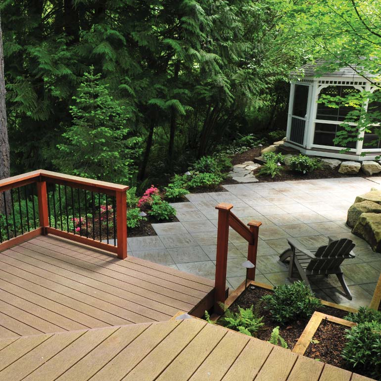 Special Construction Features by Olympic Landscape LLC, Puget Sound