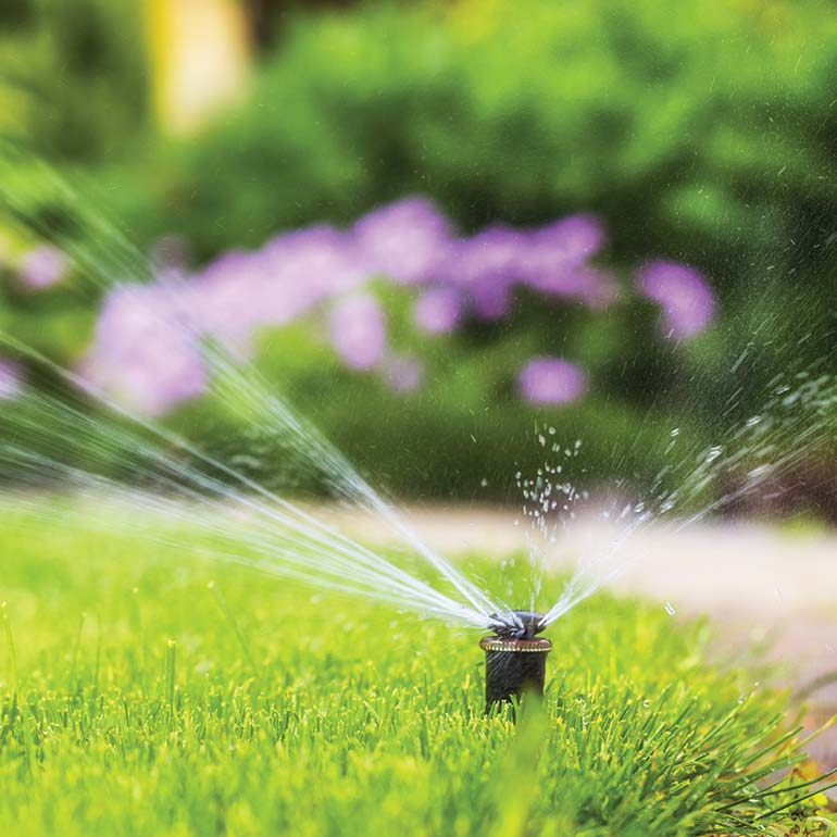 Sprinkler Systems - Design, Installation and Service - Olympic Landscape LLC, Puget Sound