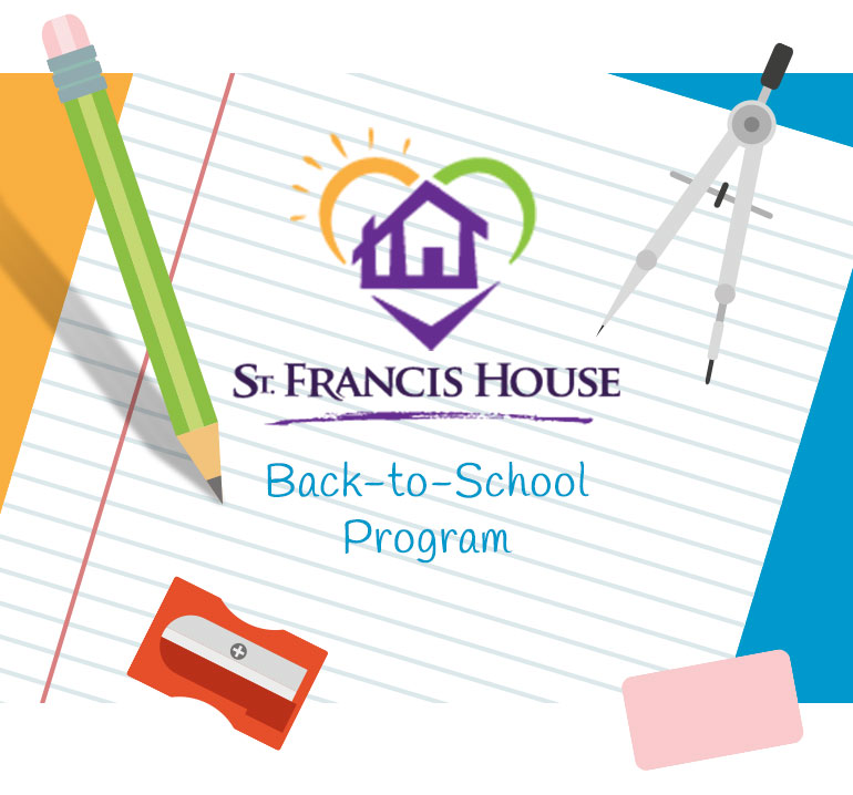 St. Francis Back-to-School Program