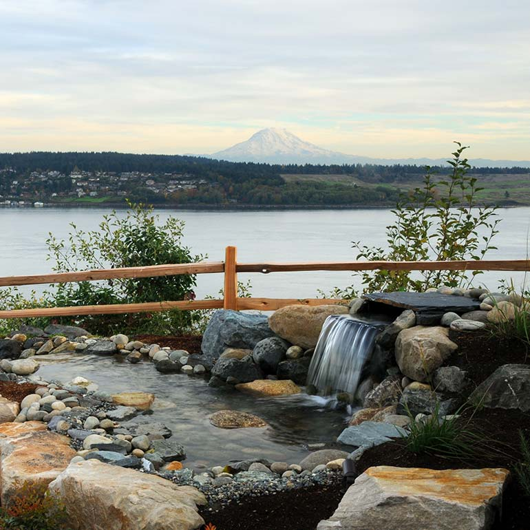 Tacoma Landscaping Design by Olympic Landscape LLC